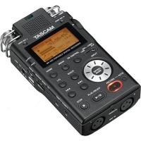 Gravador Digital Portátil Tascam DR-100 mkII + Memória 2GB Micro SD
