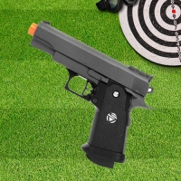 Pistola Airsoft 6mm G10 Spring Full Metal Galaxy