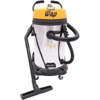 Aspirador de Pó e Água Wap Turbo Inox Duo