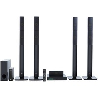 Home Theater LG LHB655NW Blu-ray 3D com DVD 5.1 Canais 1000W RMS