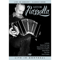 Astor Piazzola Live In Montreal Multi-Região/Reg. 4