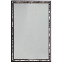 Espelho BTC WD0026 Madeira Envelhecida 69x58,5x3cm