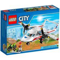 LEGO City Avião Ambulância 60116