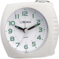Despertador Quartz Branco 10x9x5cm