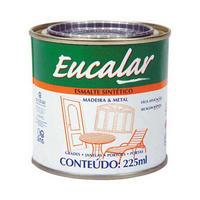 Tinta Eucatex Eucalar Esmalte Sintético Alumínio 225ml