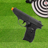 Pistola Airsoft 6mm G3 Spring Full Metal Galaxy