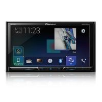 Dvd Player Pioneer Avh a4180tv Com Bluetooth 2 Din
