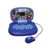 Laptop Candide Diversão Marvel Avengers 30 Atividades