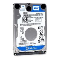 Hd Para Notebook Western Digital 500GB Wd5000lpvx Sataiii 8MB
