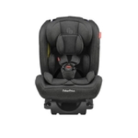 Fisher Price Cadeira Para Auto All Stages Fix 2.0 Até 36 Kg Preto BB324 Multilaser