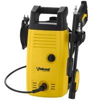 Lavadora de Alta Pressão Tekna HLX1102V 1400W Amarela 110V