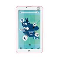 Tablet Dl Social Phone Tx316  700 Dual Chip 3g Rosa Neon