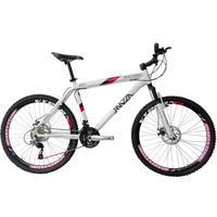 Bicicleta Mazza Bikes New Times Acera Aro 26 Branca
