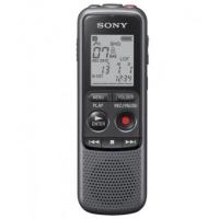 Gravador de Voz Digital Sony ICD-PX240 4GB Preto