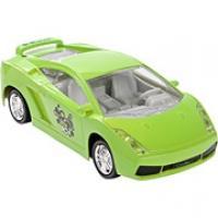 Carrinho Candide Ben 10 B-Racer Rádio Controle 3 Funções Verde