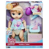 Boneca Hasbro Baby Alive Fraldinha Mágica Loira