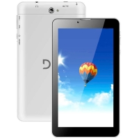 Tablet DL TX254 Android 4.2 Dual Chip 4GB Branco