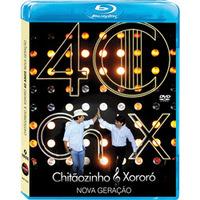 Chitãozinho & Xoxoró Nova Geração Blu-Ray - Multi-Região / Reg.4
