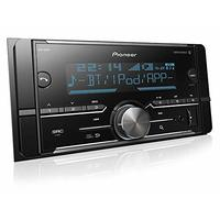 Media Receiver 2 Din Bluetooth, Pioneer, MVH-S618BT, CD e MP3 Player