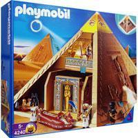 Playmobil Egito - Pirâmide Sunny