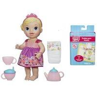 Kit Baby Alive Chazinho Magico Loira Com Refil Hasbro