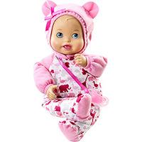 Boneca Mattel Little Mommy Hora do Soninho