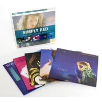 Simply Red - Originals Album Serie Digipack Box Com 5 CDs