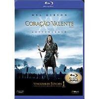 Coracão Valente (Blu-Ray) - Duplo - Multi-Região / Reg.4