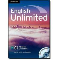 English Unlimited Advanced Coursebook With E-porto