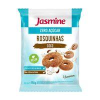 Rosquinha Jasmine Integral Light Coco 150g