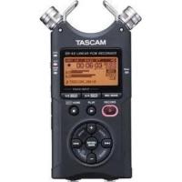Gravador Digital Portátil Tascam DR-40 + Memória 2GB Micro SD