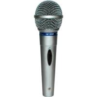 Microfone Básico Leson Mc200 Prata