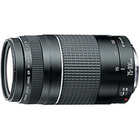Lente Canon EF 75-300mm F4 III