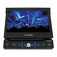 DVD Automotivo Positron SP6330BT LCD 7 Retrátil Touch Bluetooth 4X20 Watts RMS