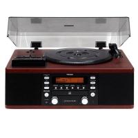 Toca-Discos Teac Vintage Anos 80 LP R550