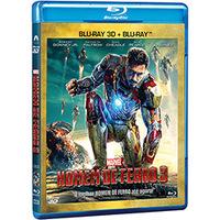 Homem de Ferro 3 Blu-Ray 3D + Blu-Ray - Multi-Região / Reg. 4