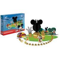 Blocos de Madeira Xalingo Mickey Club House Disney 1847.6
