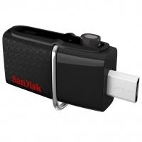 Pen drive SanDisk 64GB Ultra Dual USB Drive 3.0 SDDD-064G-L46 Preto