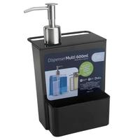 Dispenser Multi Brinox 20719/0008 600ml Preto