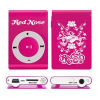 Mp3 Player Red Nose Girls 8GB sem visor Rosa