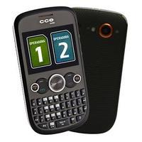 Celular CCE Mobi QW20 Desbloqueado GSM Dual Chip Preto