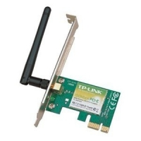 TP-LINK, Placa de Rede Wireless N - PCI-EXPRESS 150M - TL-WN781ND