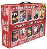 Mega Box Coleção Filmes de Ação (10 DVDs) - Multi-Região / Reg. 4