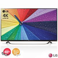 "Smart TV 4K Ultra HD LED 3D LG 55"" 55UF8500"