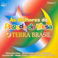 Varios - As Melhores do Pagode de Mesa - Terra Brasil - Vol. 1