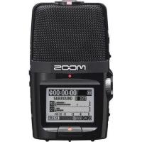 Gravador Digital Portátil Zoom H2N Handy Recorder + Memória 2Gb SD