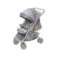 Carrinho de Bebê Galzerano Maranello 1380 Cinza