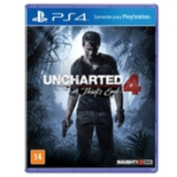 Jogo Uncharted 4 A Thief's End - Ps4