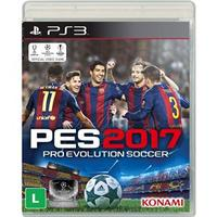 Jogo Pro Evolution Soccer 2017 Playstation 3 Sony