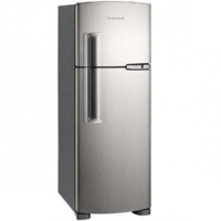 Refrigerador Brastemp Frost Free BRM39ERBNA 352L Inox 220V